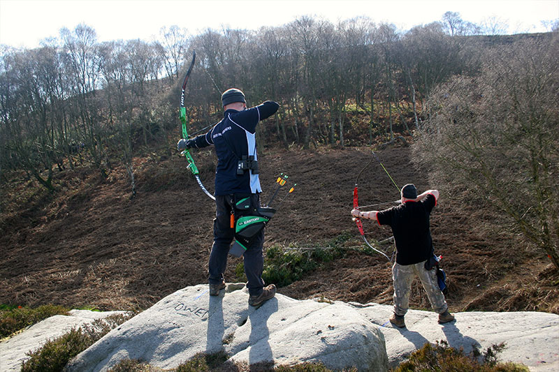 Blaidd Field Archery Wrexham